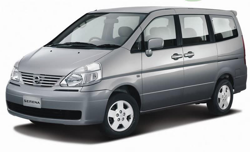 Nissan Serena Z Amp X Car Rentals