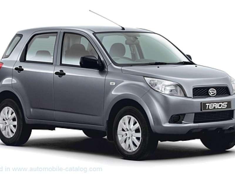 daihatsu terios z x car rentals rh zandxcars com Car GPS Receiver Product Manuals Car ManualsOnline