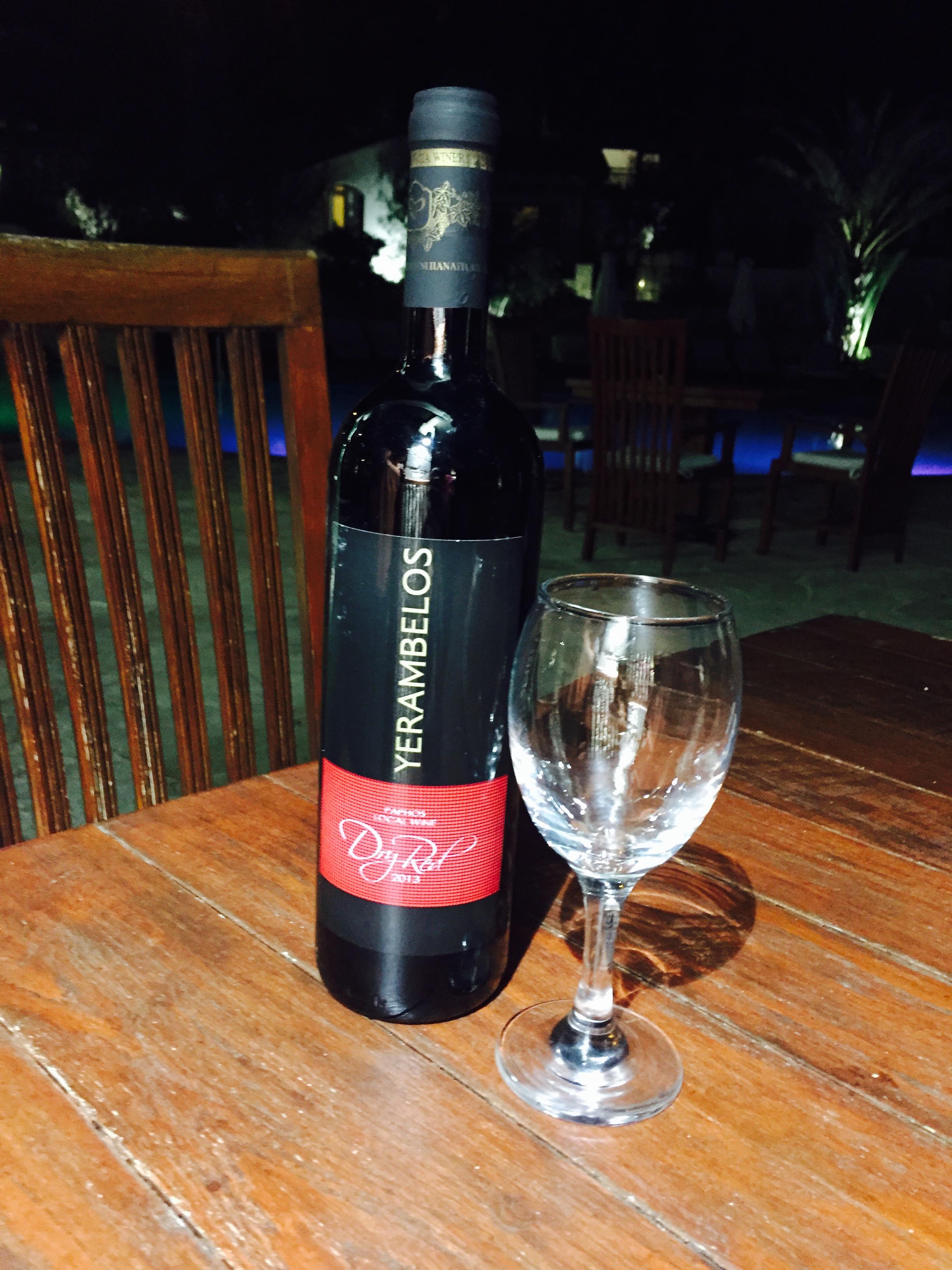 yerambelos wine