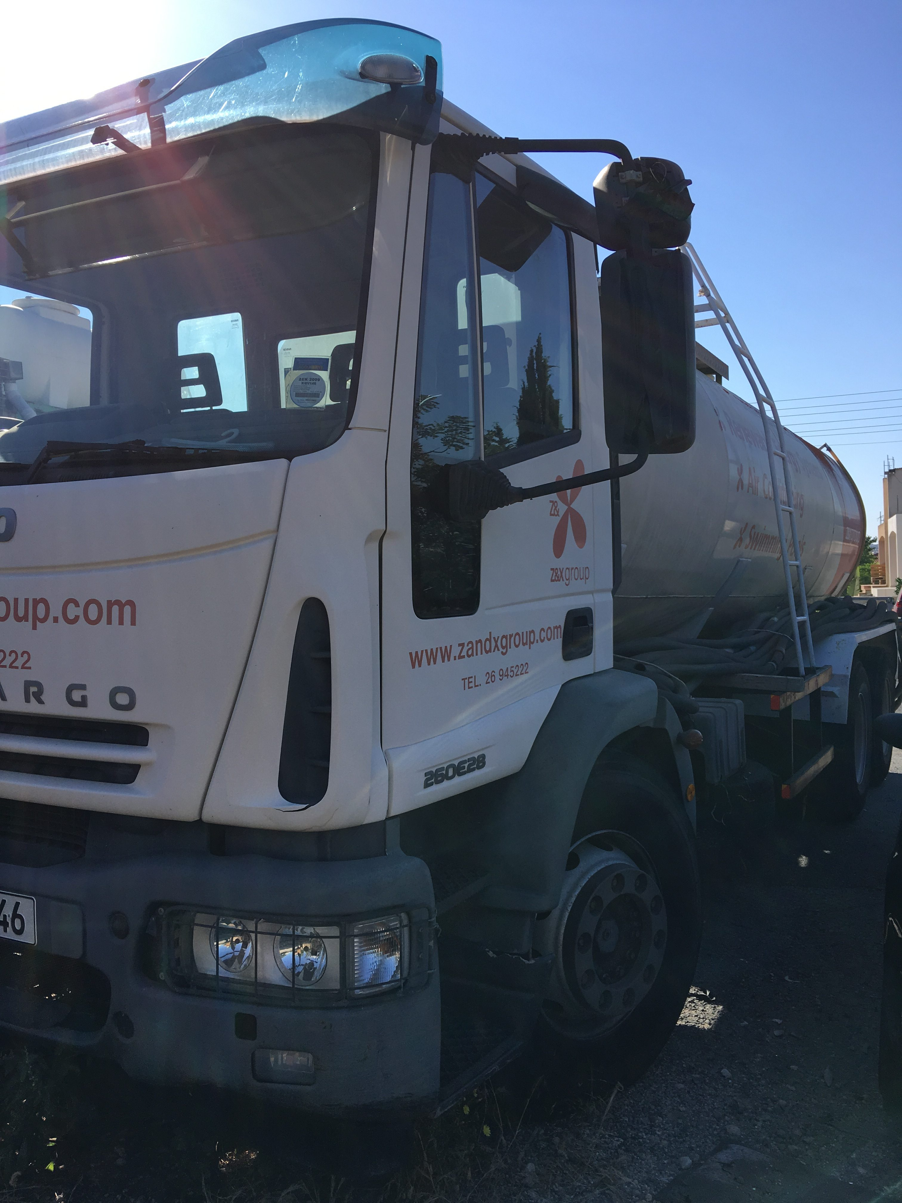 water tanker for sale