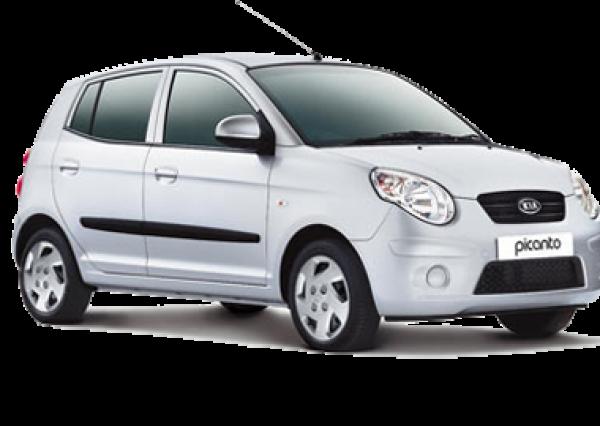Kia Picanto - Z&X Car Rentals
